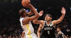Jared Dudley Kevin Durant