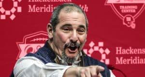 New York Giants draft picks Dave Gettleman