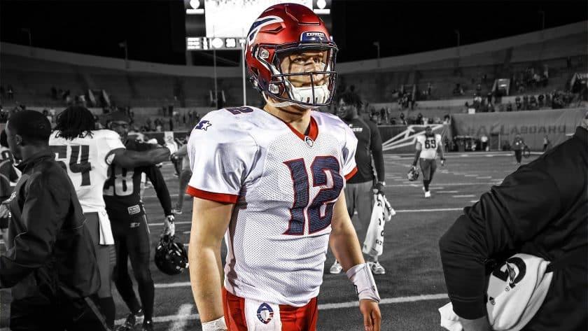 Brandon Silvers Memphis Express Game Jersey