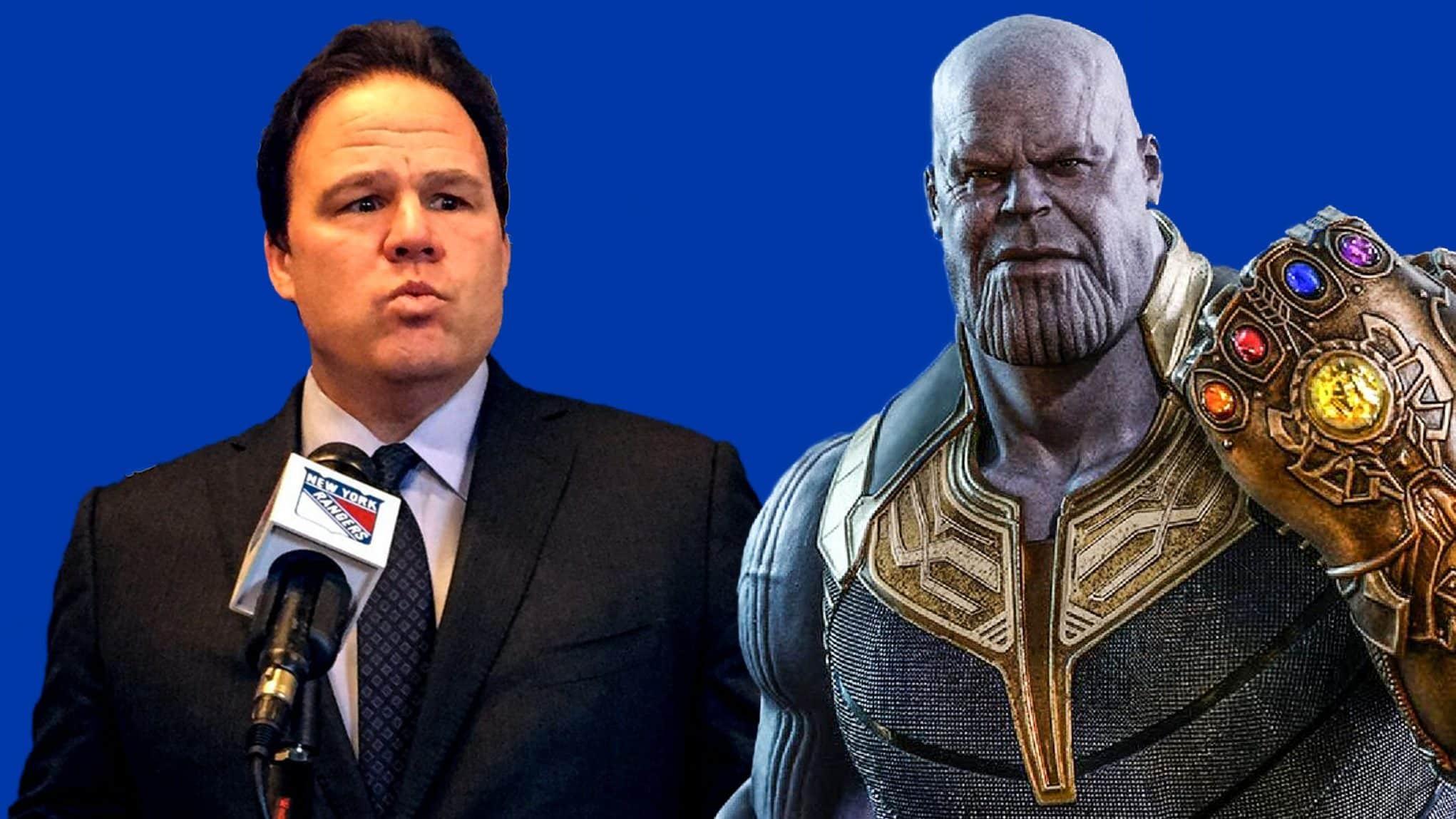 Jeff Gorton Thanos