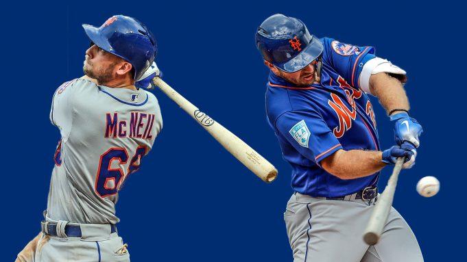 Jeff McNeil, Pete Alonso