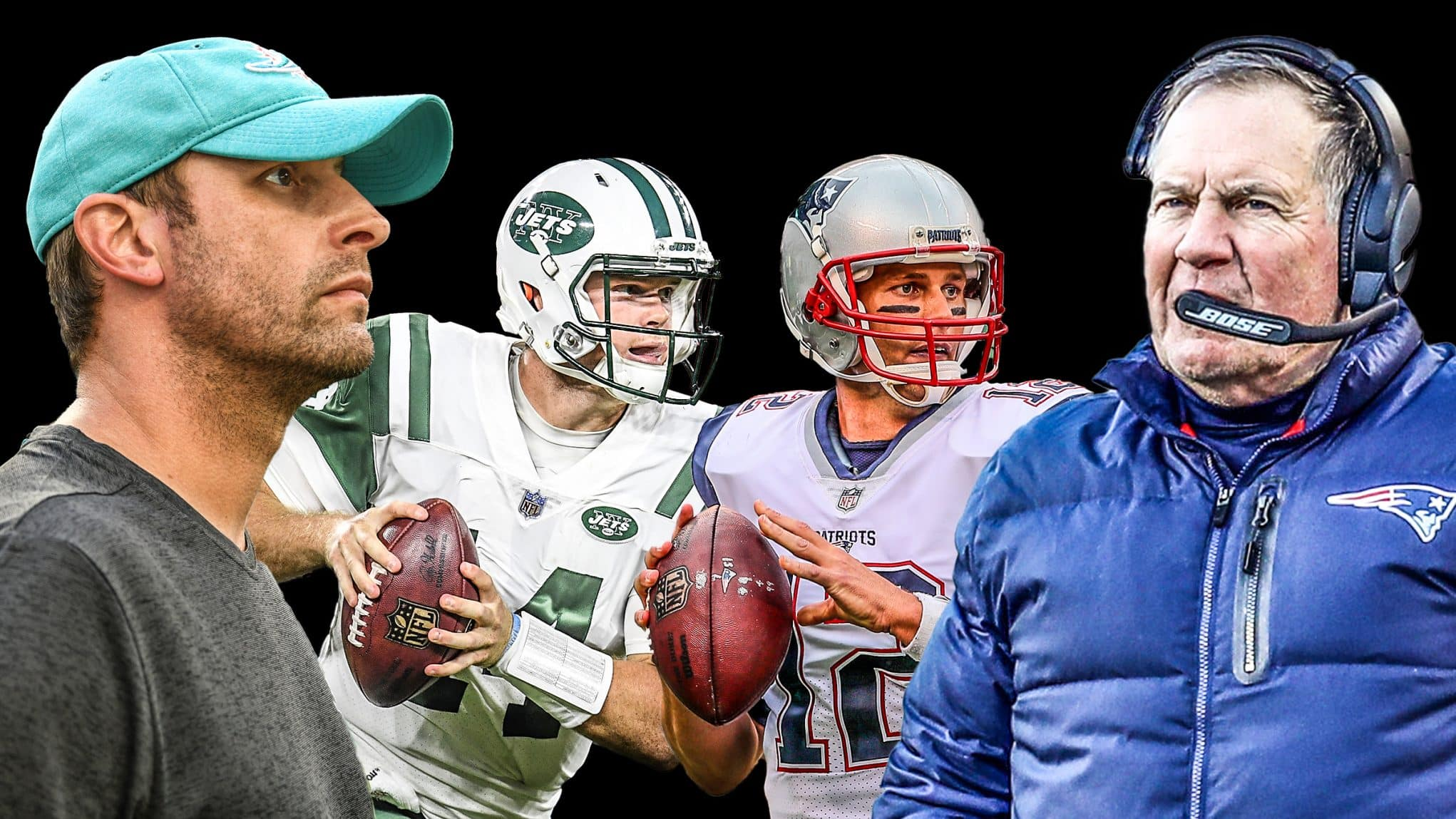 ffdbbdf49a4 New York Jets  Patriots focus curiously contrasts with the New England  mindset