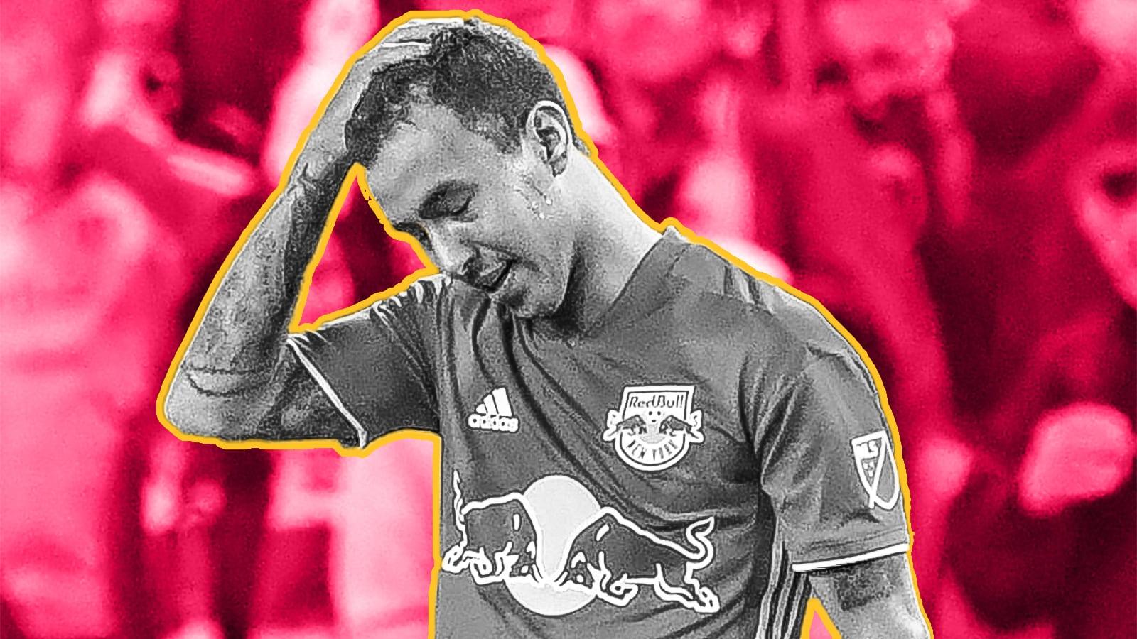 New York Red Bulls Kaku Must Turn The Corner After Kc Fan Incident