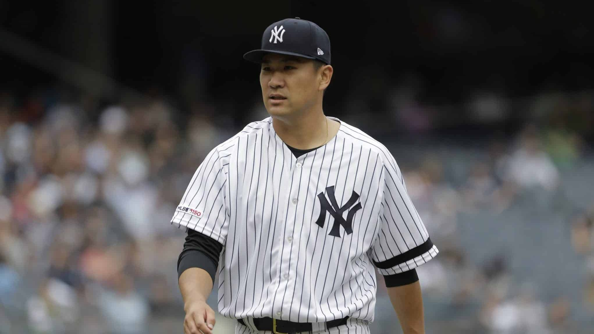 048acd562 Masahiro Tanaka struggles in New York Yankees 5-2 loss to White Sox  (Highlights)