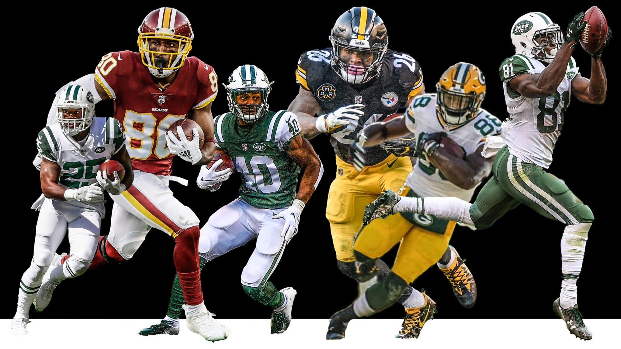 42a73b36ca1 Ty Montgomery joins impressive group of New York Jets  positionless ...