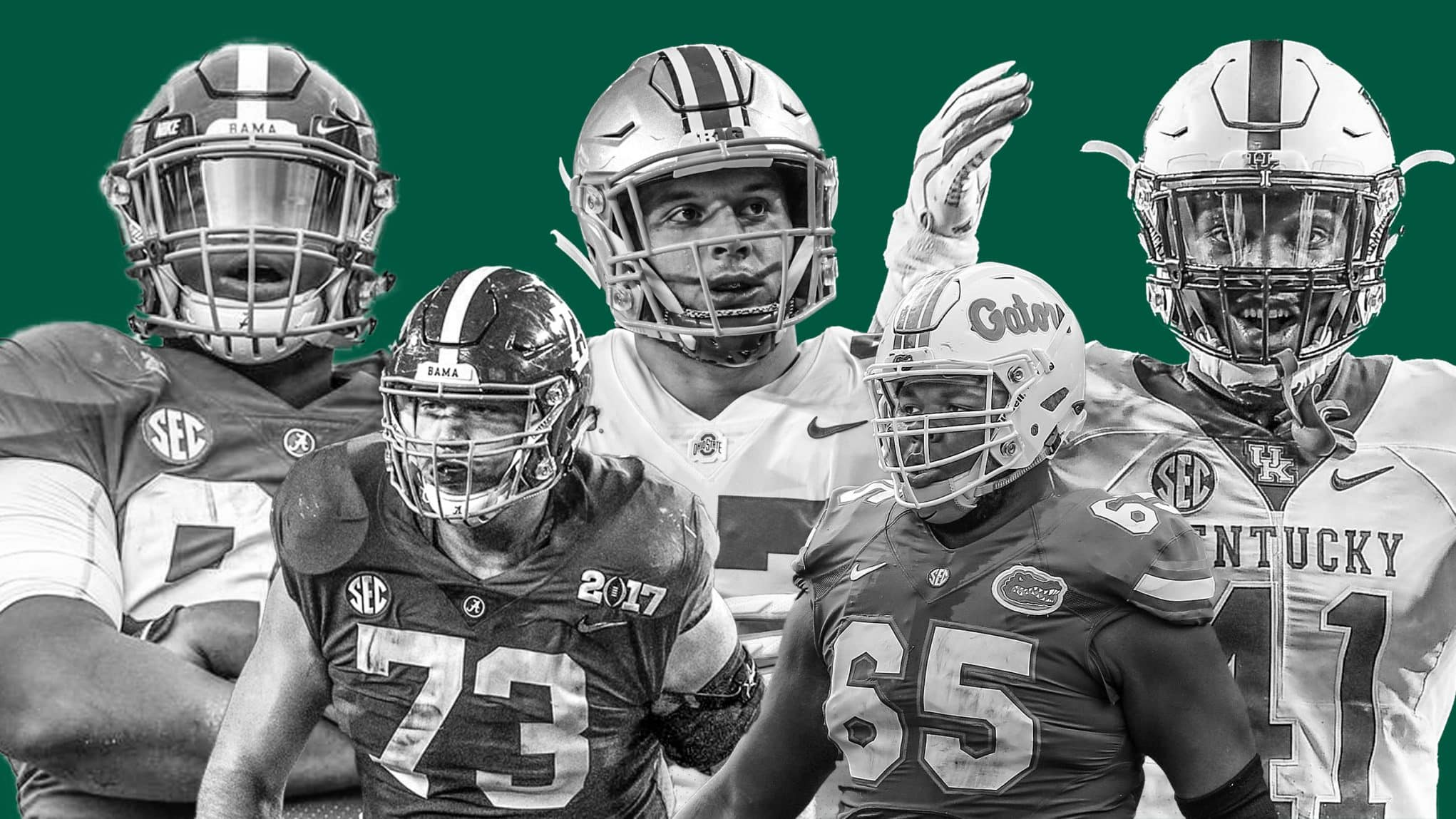 658d998fe New York Jets 2019 NFL Draft big board: Nick Bosa and friends