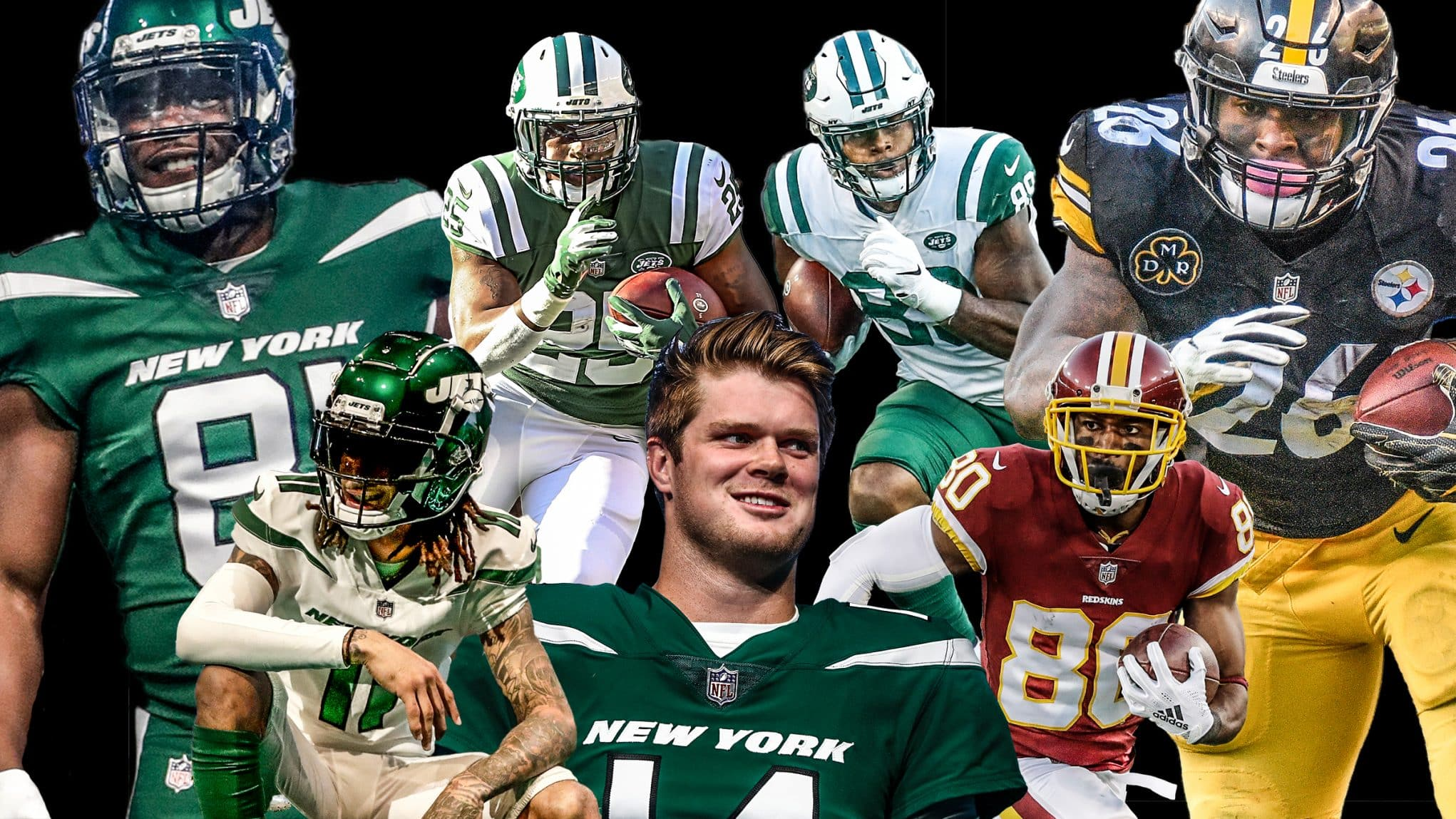 New York Jets Weapons