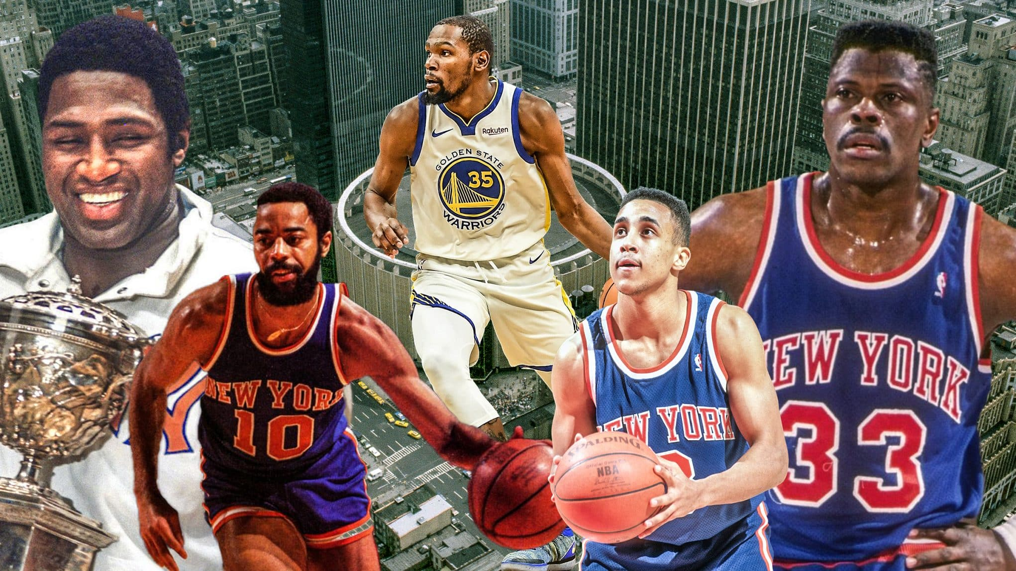 f4c5043594b3 New York Knicks  Kevin Durant dreams contrast with players of yesteryear