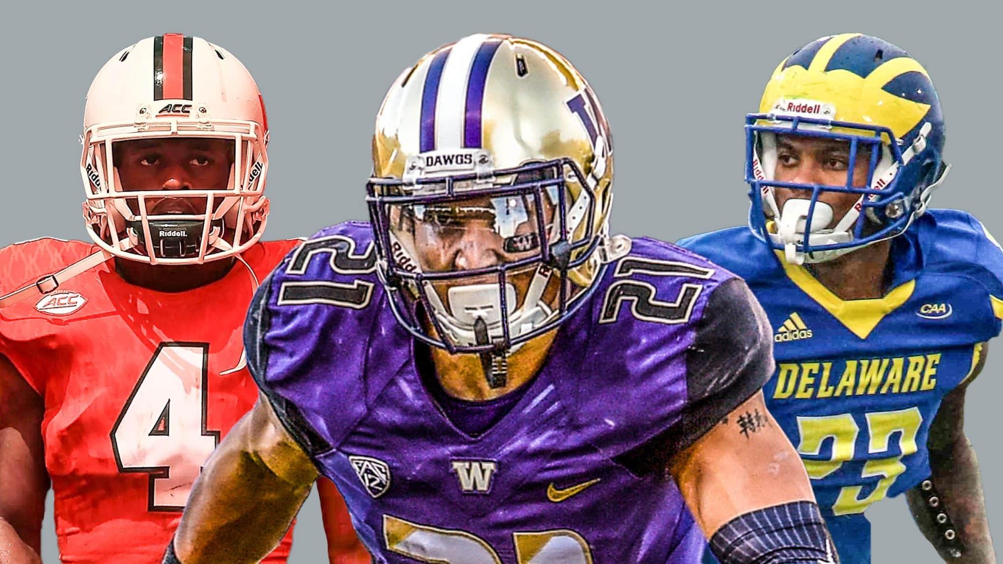 NFL Draft Safeties