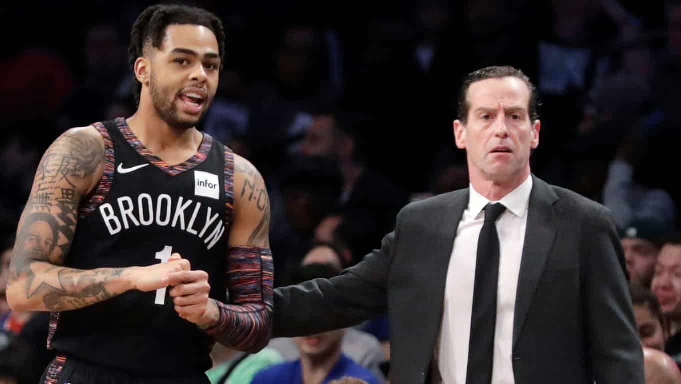 D'Angelo Russell, Kenny Atkinson