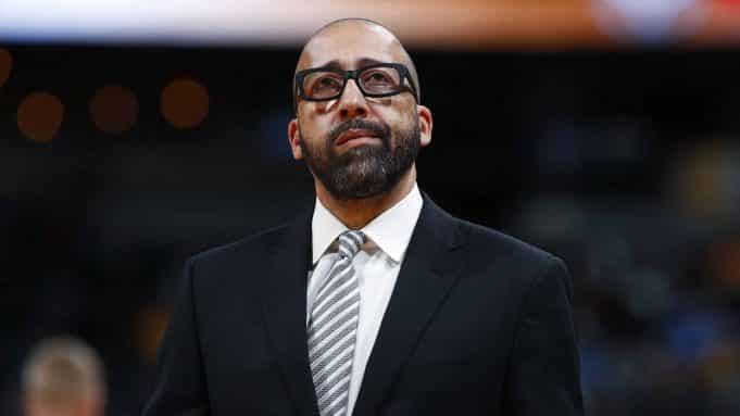 New York Knicks David Fizdale