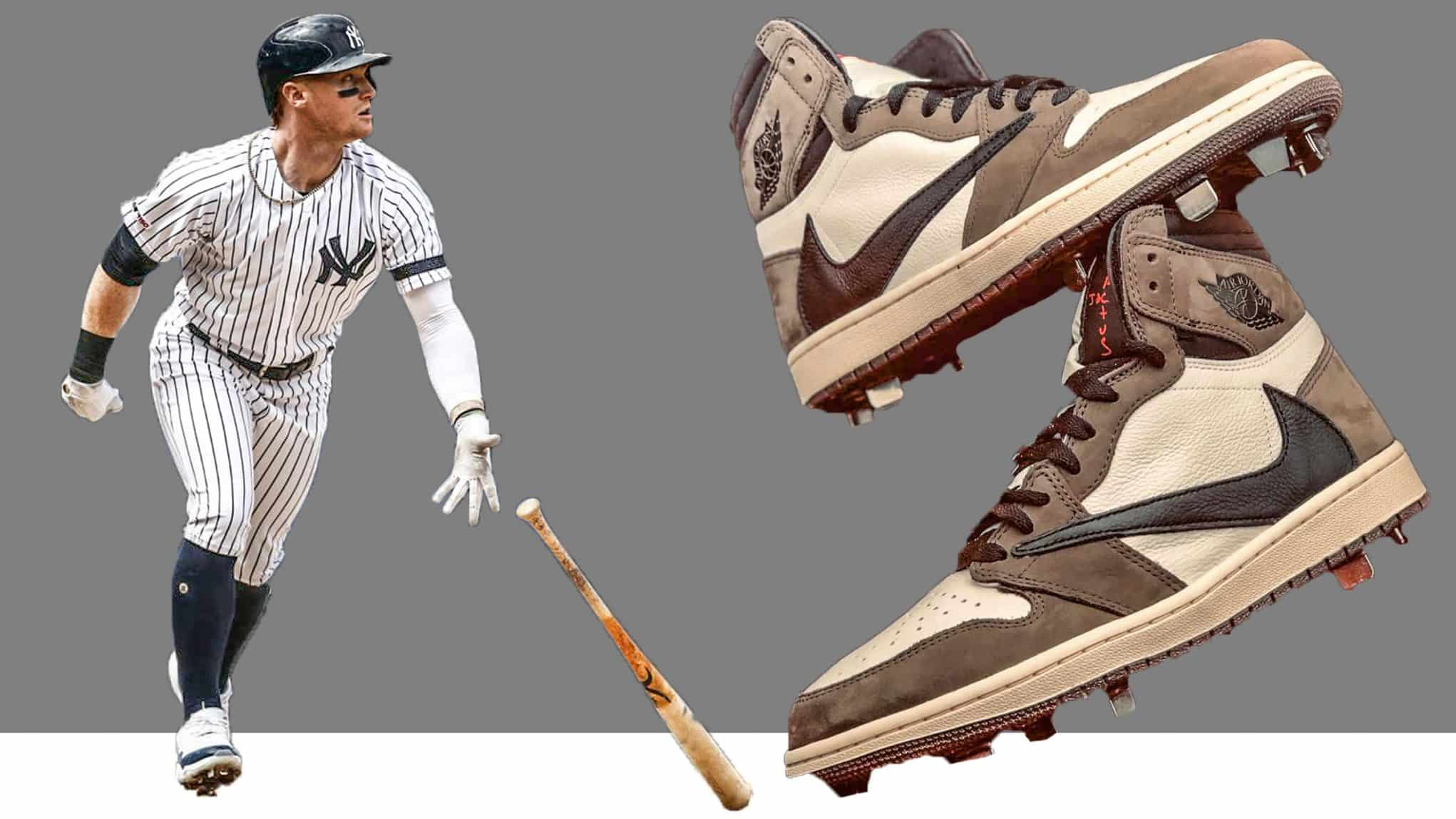 32763ac7c New York Yankees  Ranking Clint Frazier s fire cleats so far