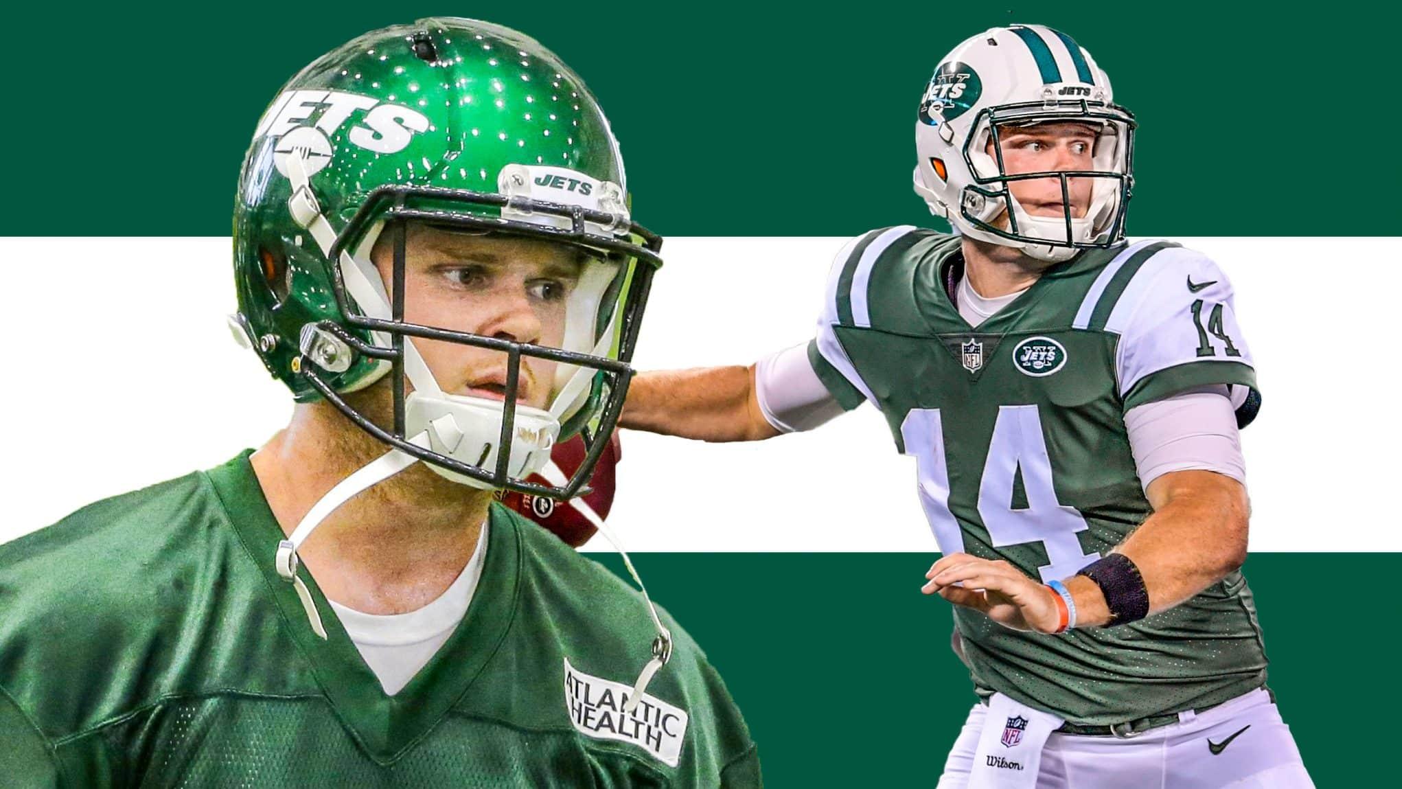 New York Jets Breaking Down Sam Darnold S 2018 Splits By