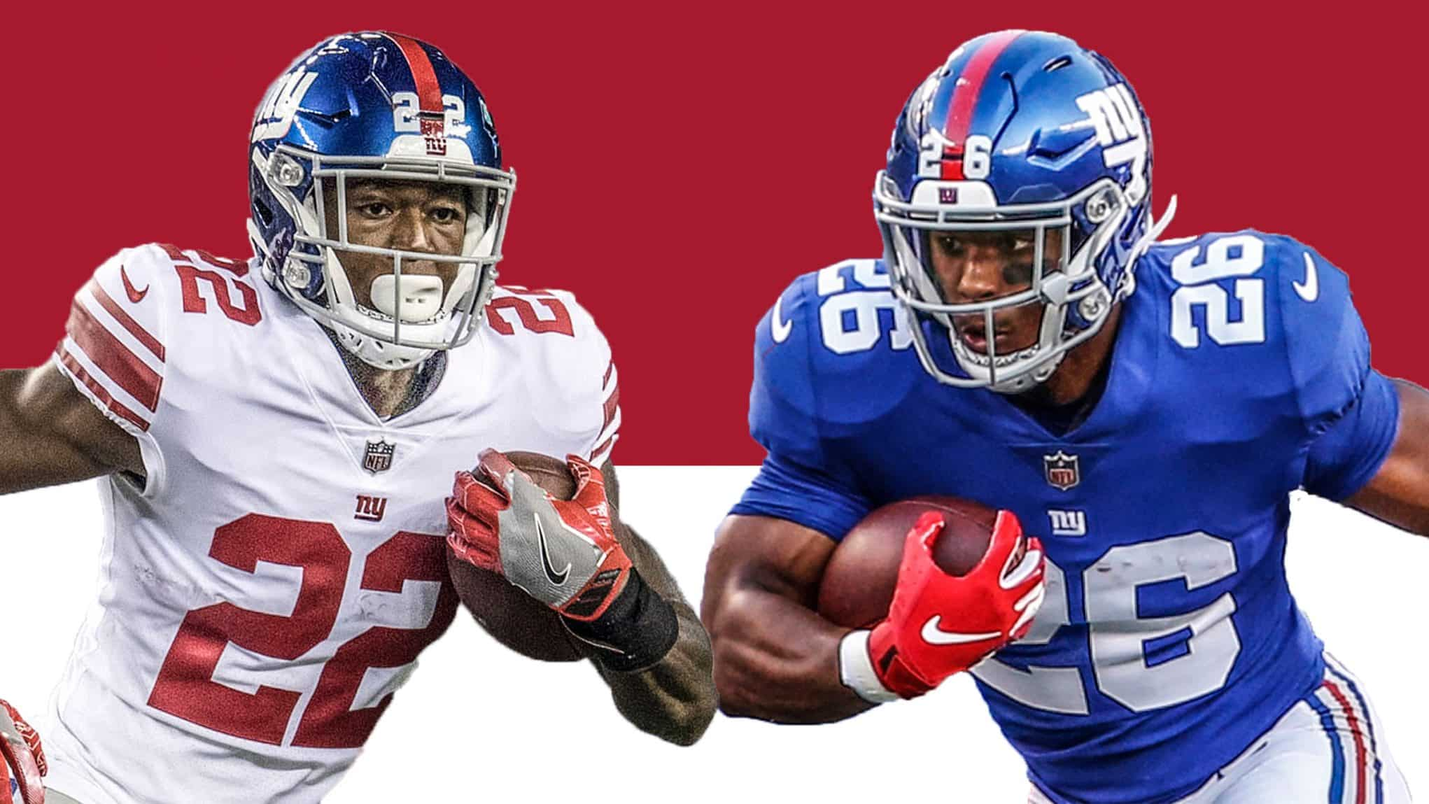 New York Giants Running Backs Breaking Down The Current Group