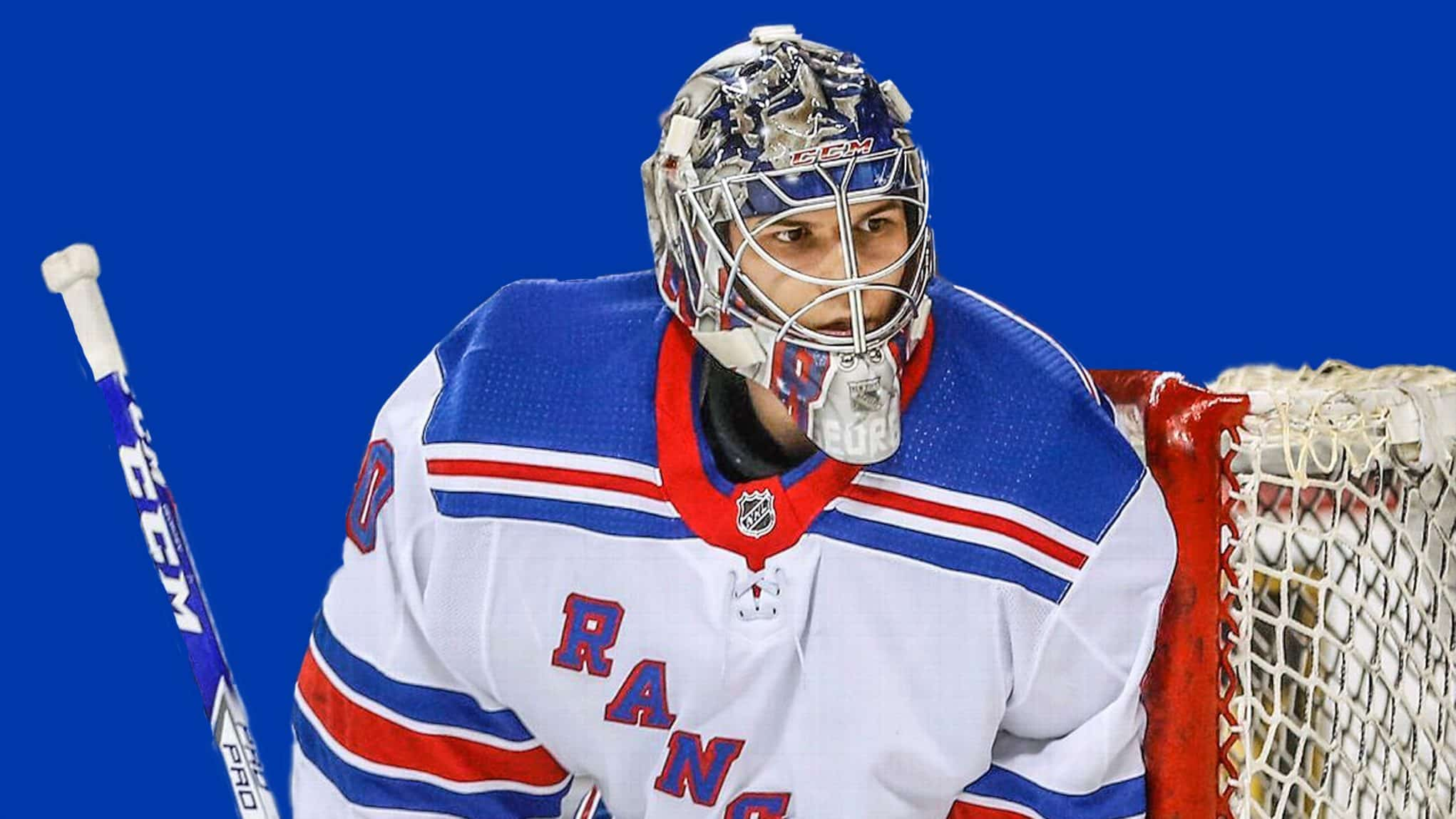 New York Rangers Alexandar Georgiev From Backing Up The King To Wc