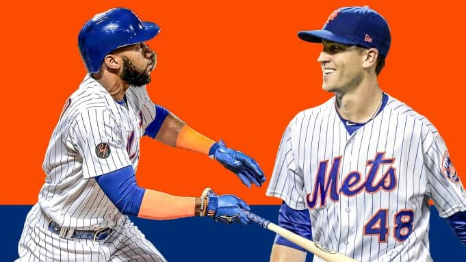 Amed Rosario Jacob deGrom