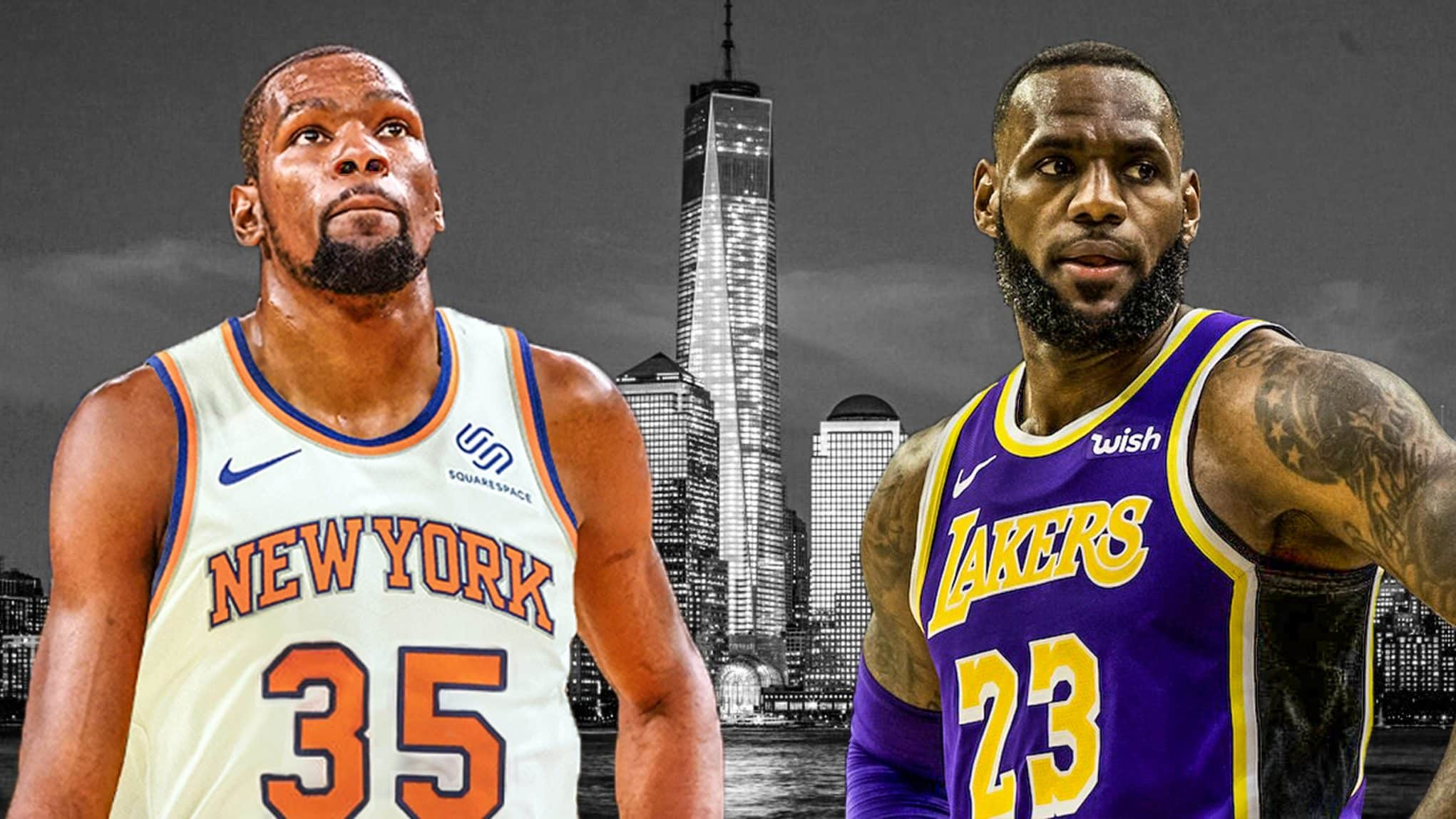 Nba Finals Schedule 2020 Dreaming of a New York Knicks Los Angeles Lakers 2020 NBA Finals