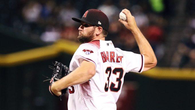 Jake Barrett