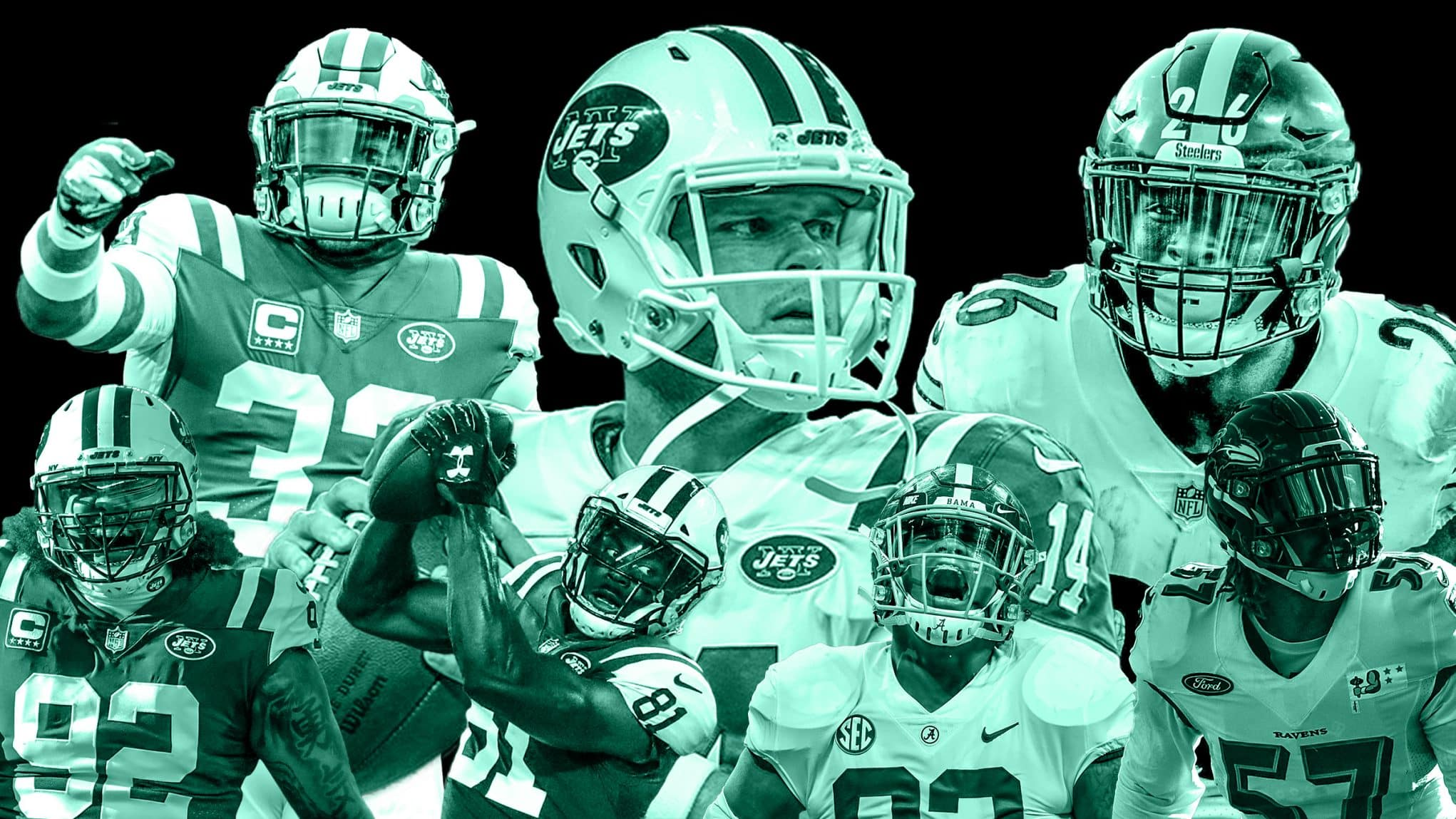 3ee84d5f0 New York Jets projected 53-man depth chart for the 2019 season