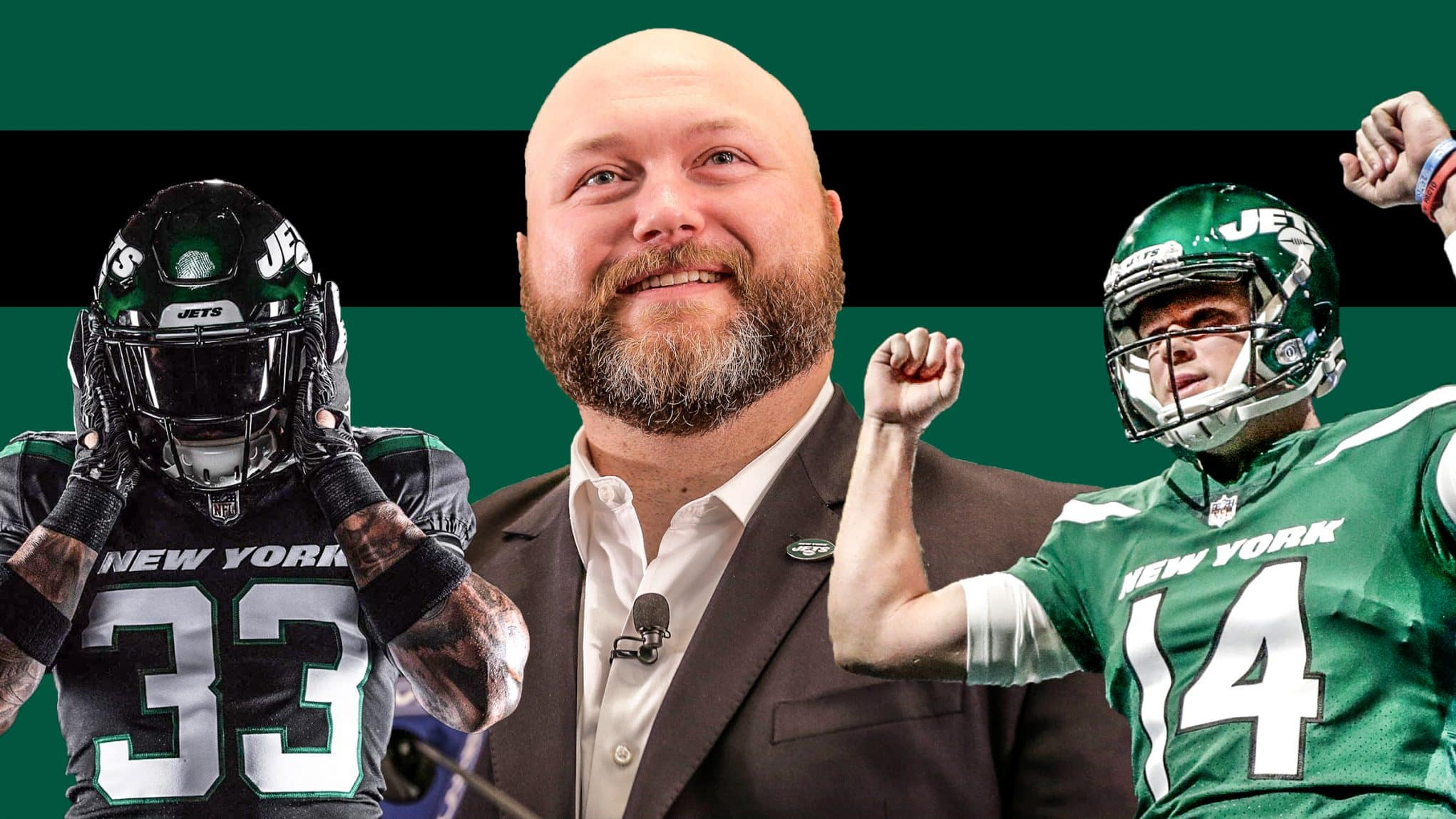 New York Jets 2020 Meet the 2020 New York Jets: The Super Bowl champions
