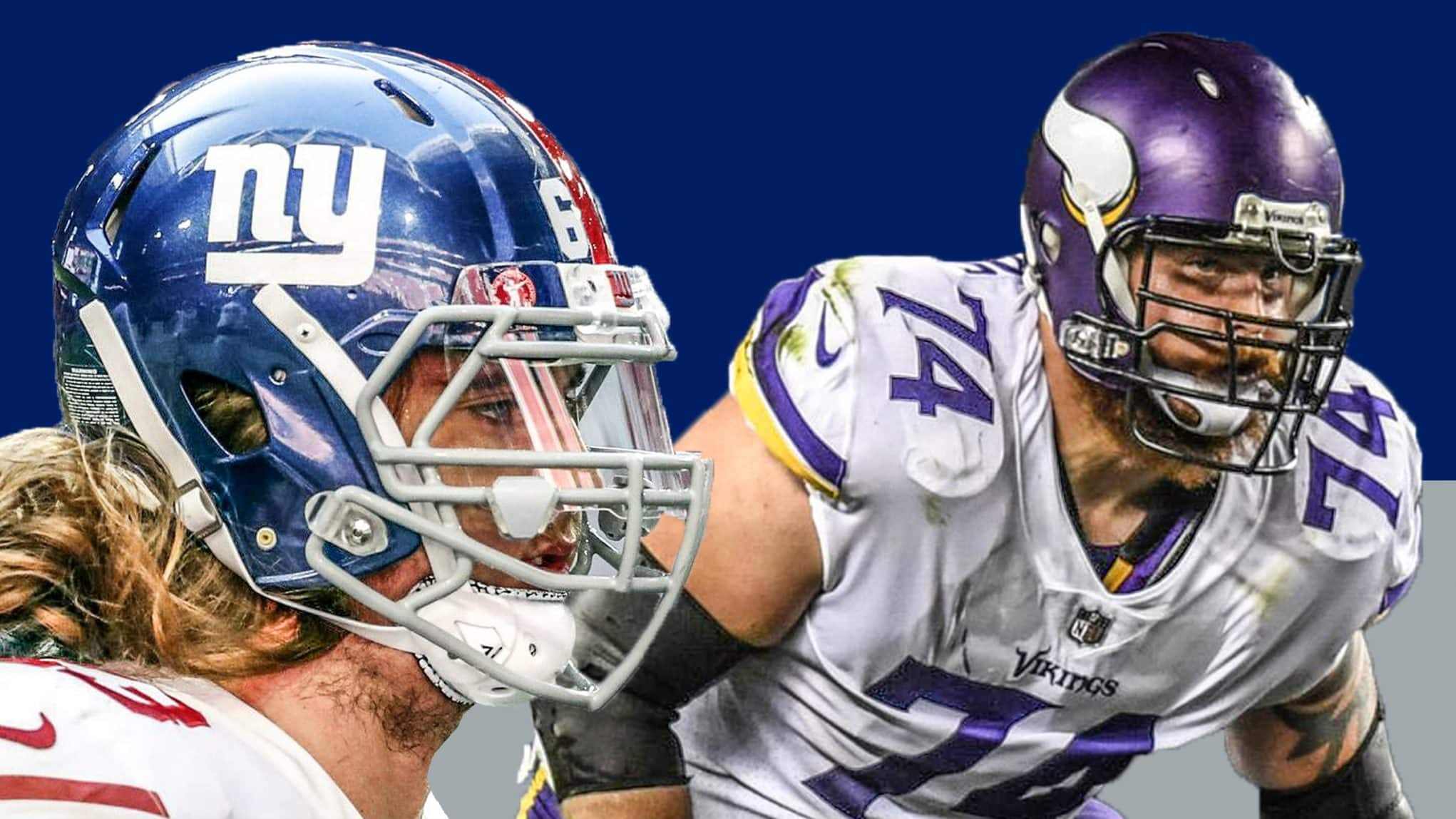 The 2 New York Giants O-line position battles to watch this summer