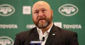 New York Jets GM Joe Douglas