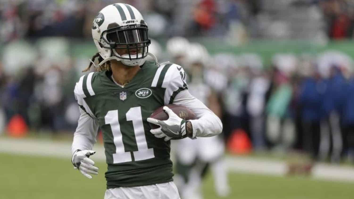 New York Jets news: Robby Anderson, Trumaine Johnson questionable