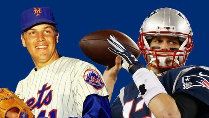 Tom Seaver, Tom Brady