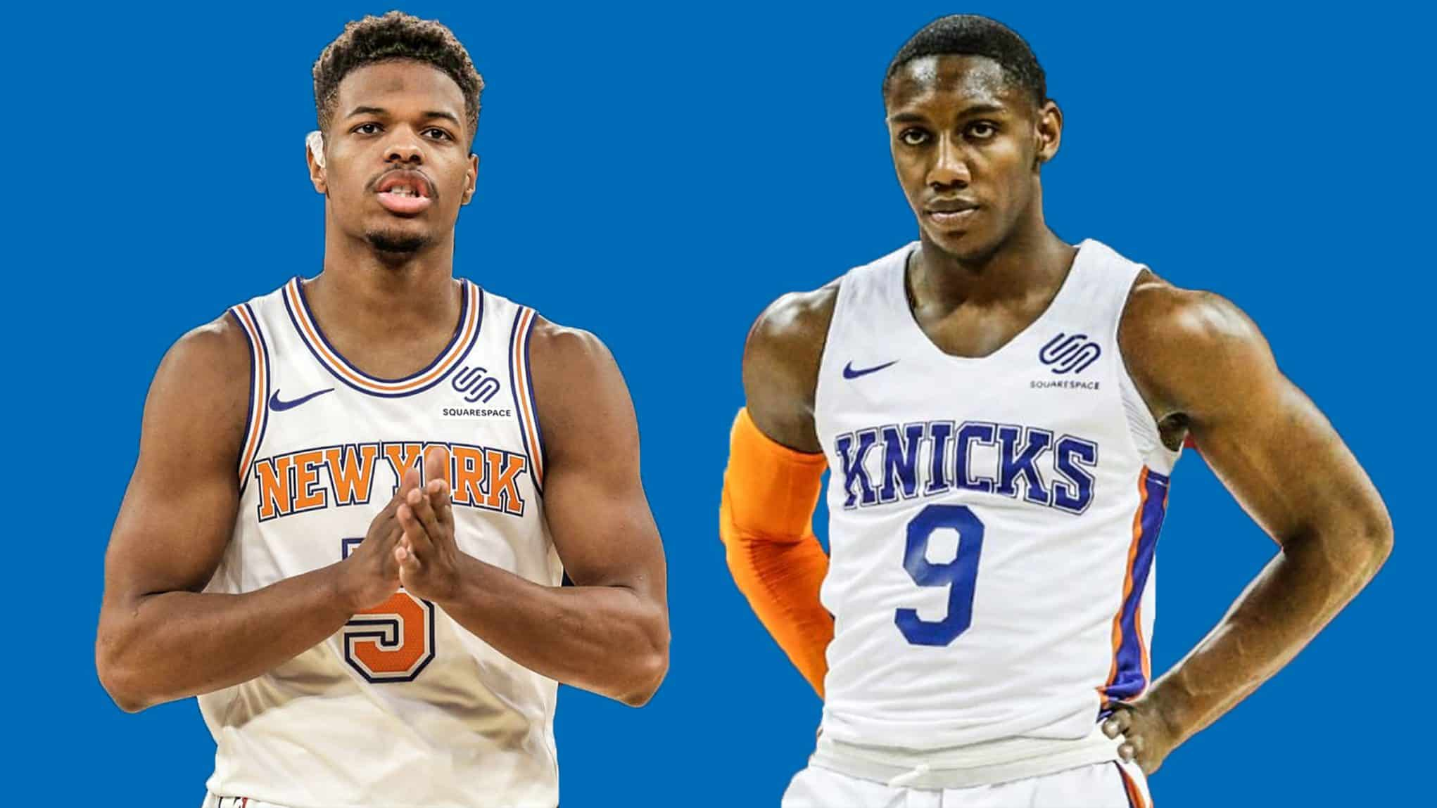 brand new 34426 a5b1a New York Knicks: Predicting the 2019-20 starting lineup