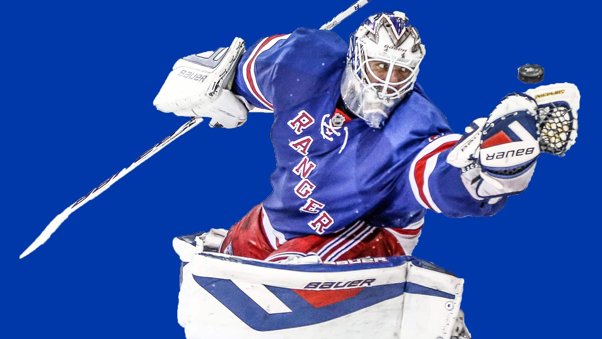 New York Rangers Henrik Lundqvist 2019 20 Is His Return To Form