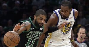 Kyrie Irving Kevin Durant
