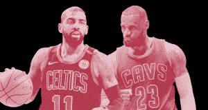 Kyrie Irving, LeBron James