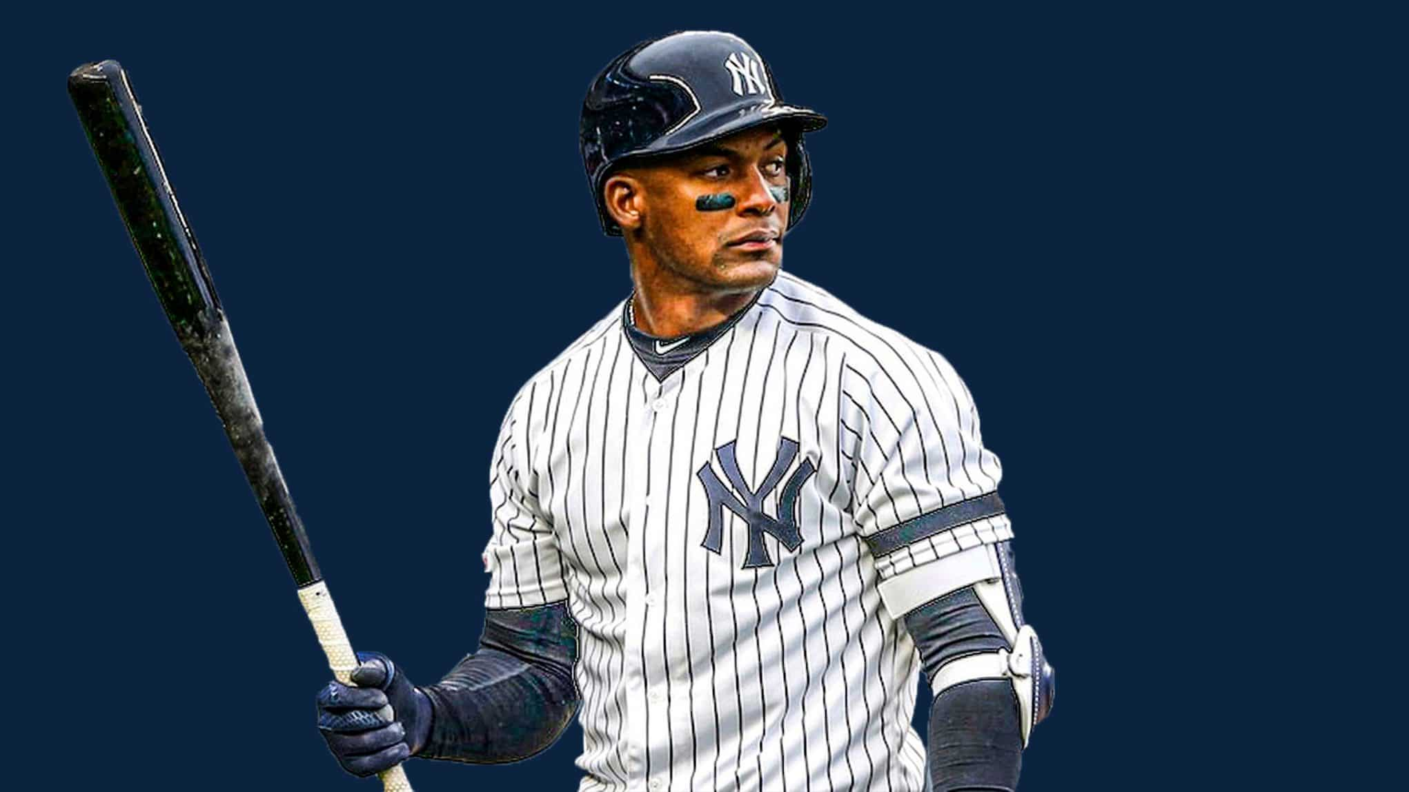 the best attitude 3e901 55c3d The New York Yankees trading Miguel Andujar for an arm is on ...