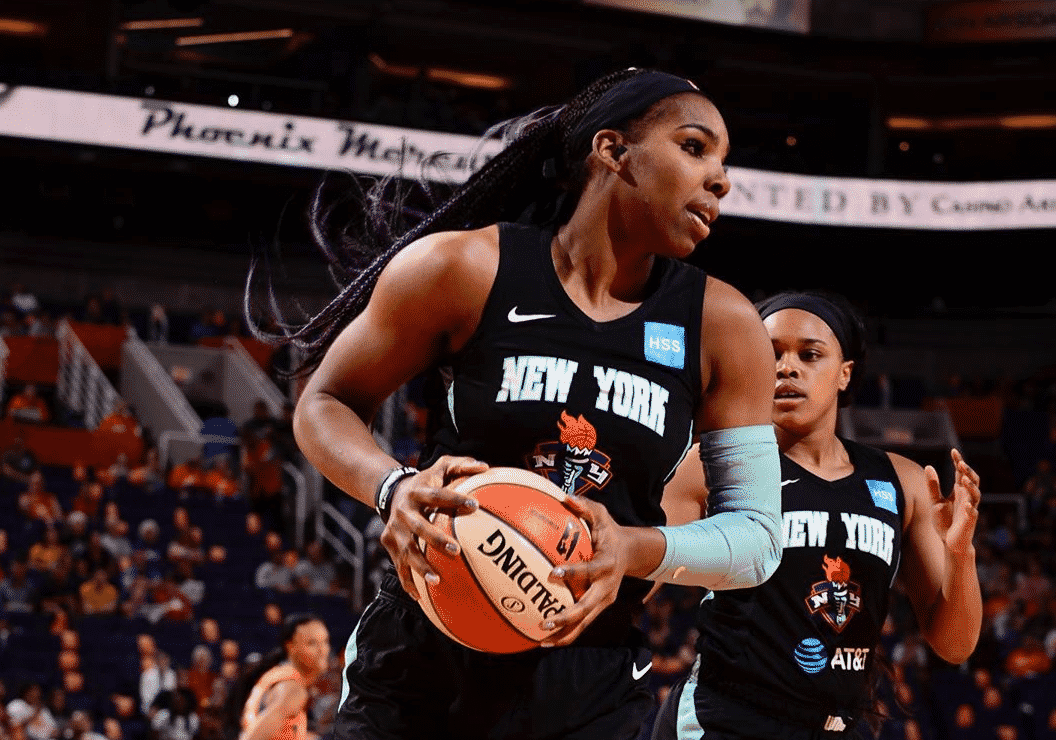 New York Liberty Win 4th In A Row Sweep Road Trip Highlights