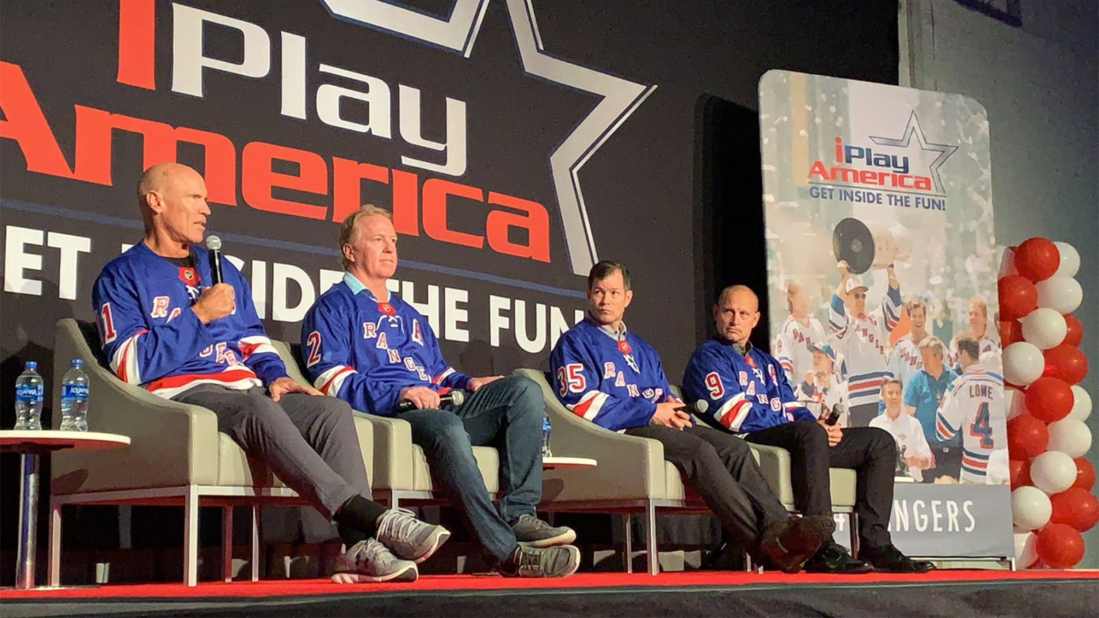 A Summer Of Fun For New York Rangers Players Past And Present