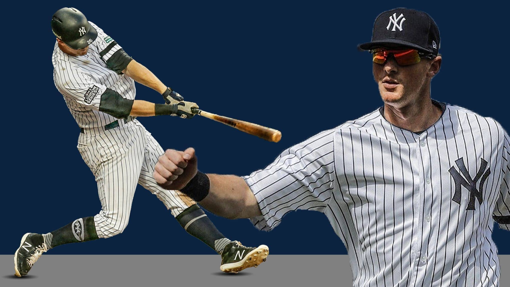 the latest f6821 0fb1b New York Yankees INF DJ LeMahieu deserves MVP consideration