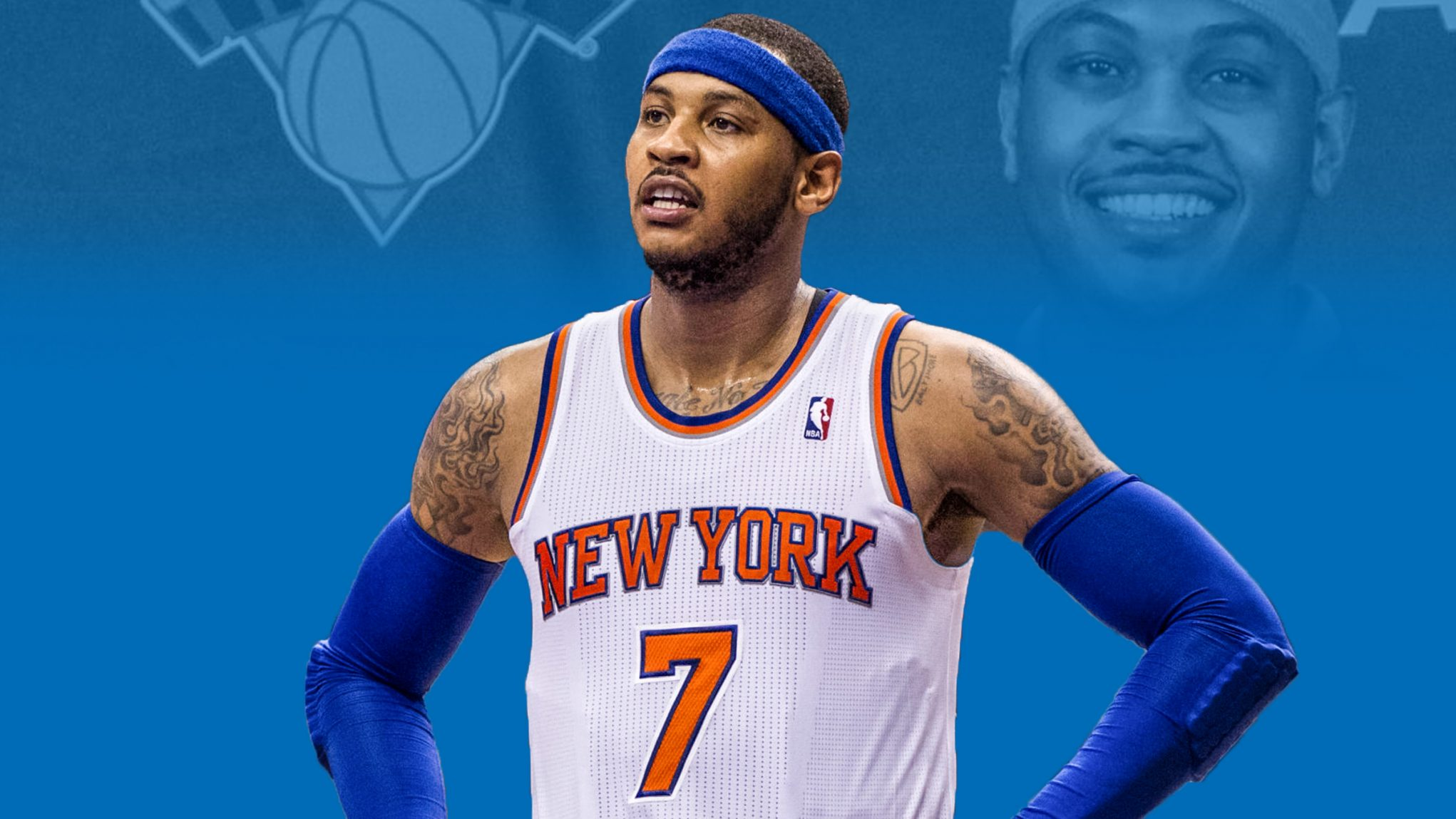 In Defense Of Carmelo Anthony A Down The Rabbit Hole Jamal Crawford Story