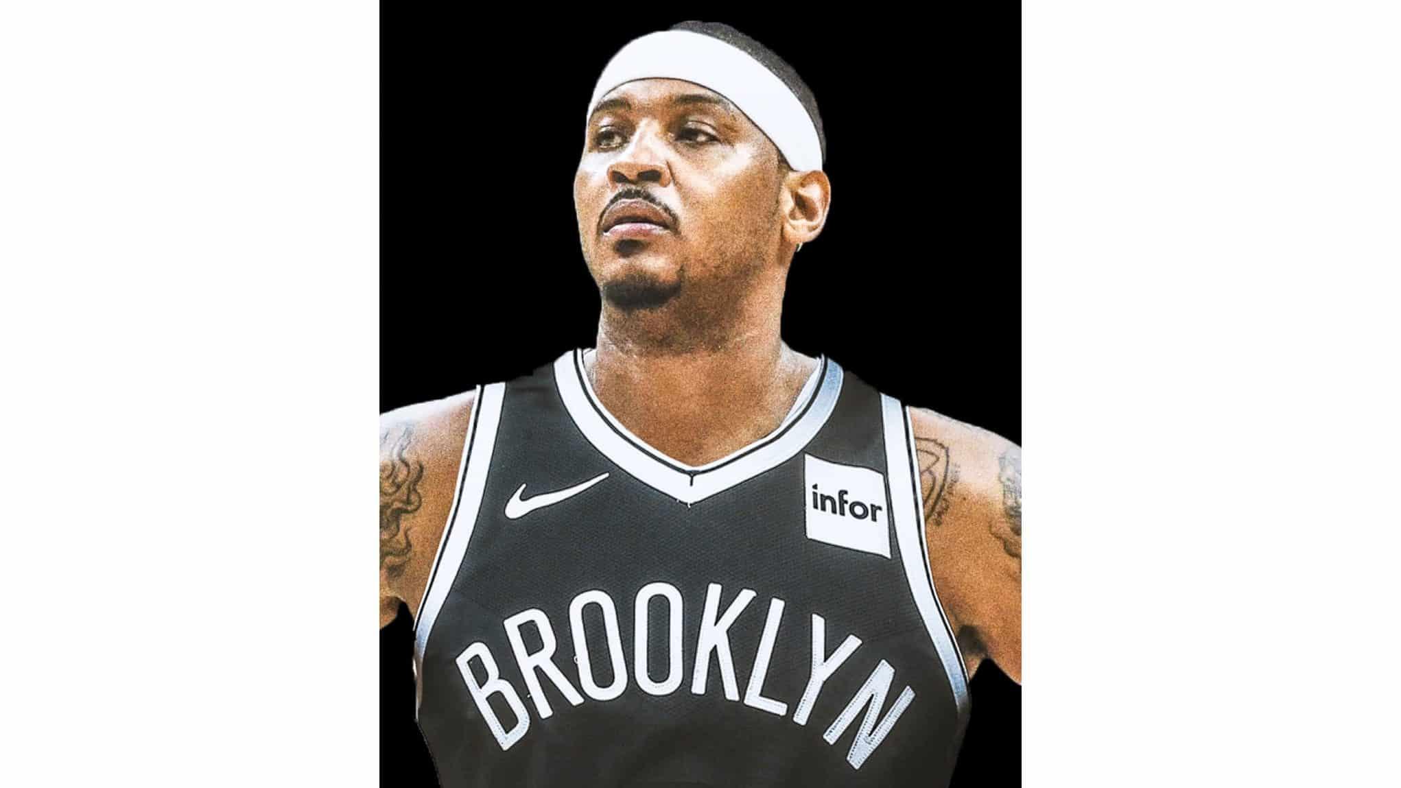 Carmelo Anthony, Brooklyn Nets