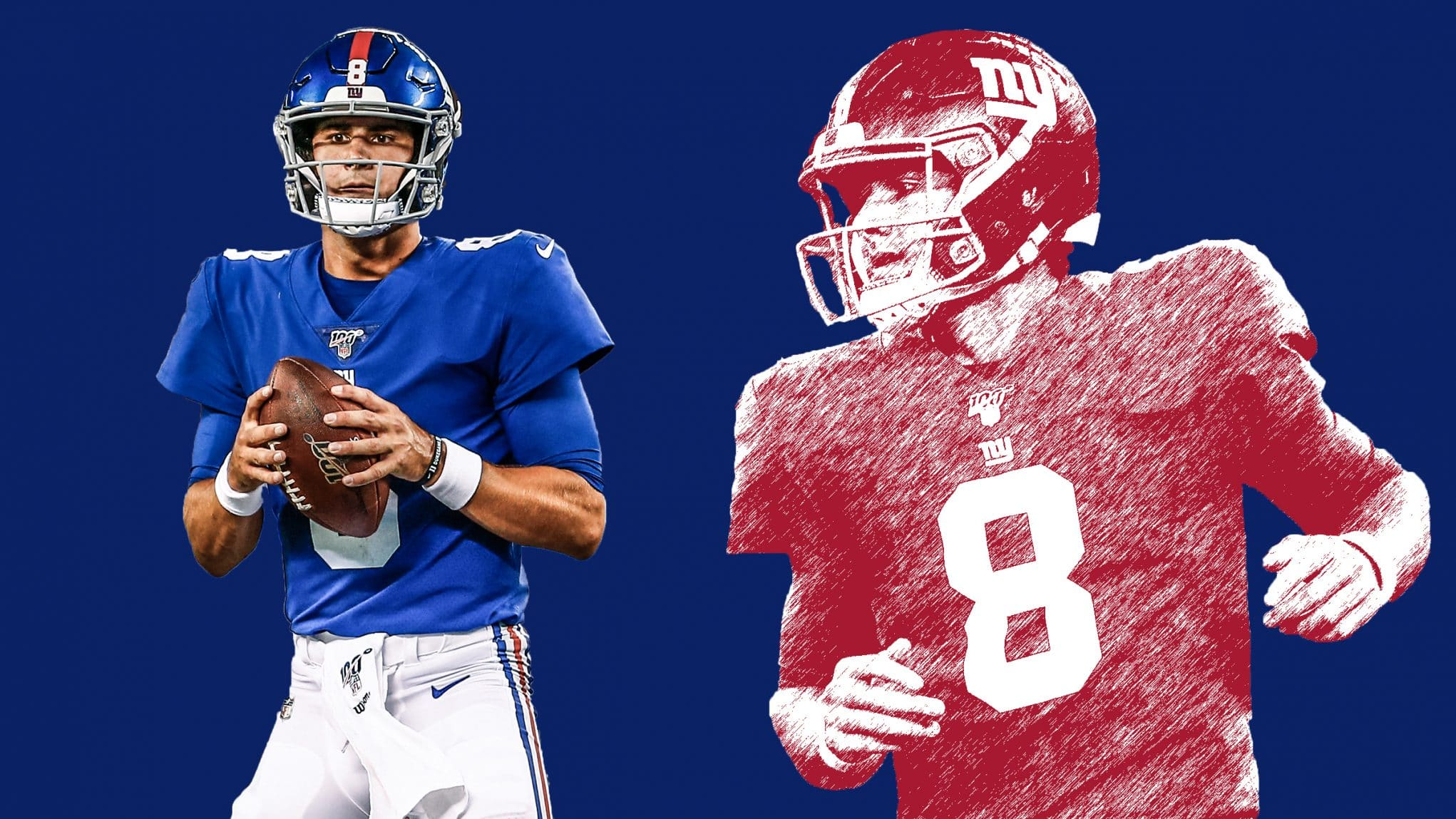 dcd5bbb9 New York Giants QB Daniel Jones' preseason: Analyzing the ups and downs