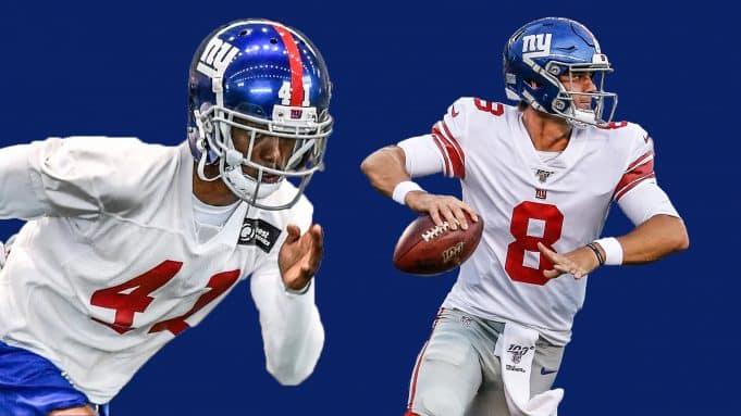Sam Beal, Eli Manning