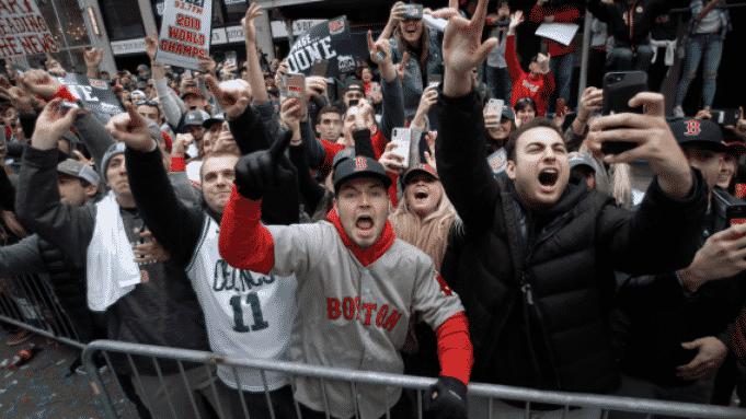 Boston Fans