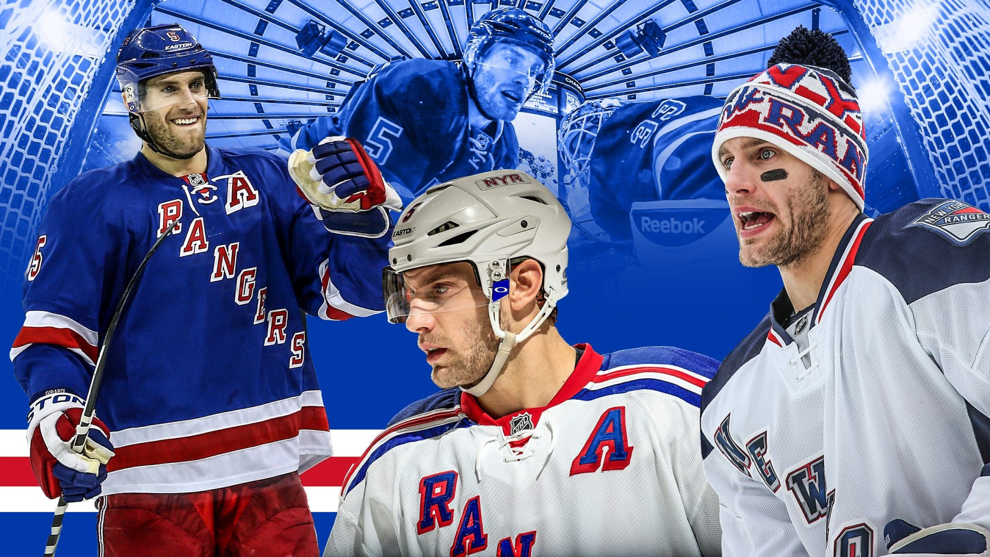 low priced 6a00f b6a5e Ranking Dan Girardi's 5 greatest plays with the New York Rangers