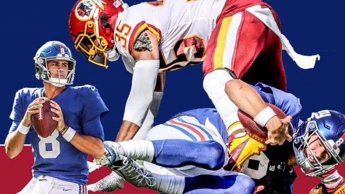 Daniel Jones, Washington Redskins