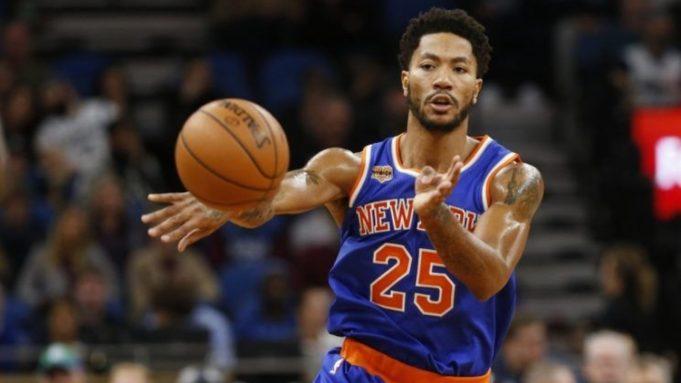 new york knicks derrick rose