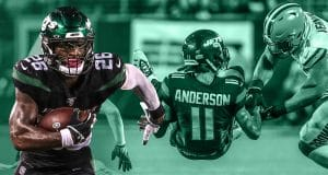 Le'Veon Bell, Robby Anderson