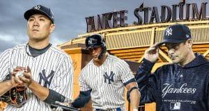 Masahiro Tanaka, Giancarlo Stanton, Aaron Boone, Yankee Stadium