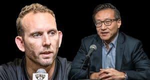 Sean Marks, Joseph Tsai
