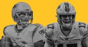Tom Brady, Josh Allen