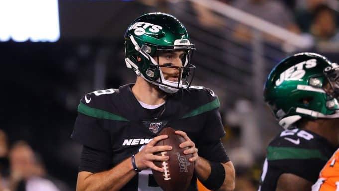 Luke Falk New York Jets