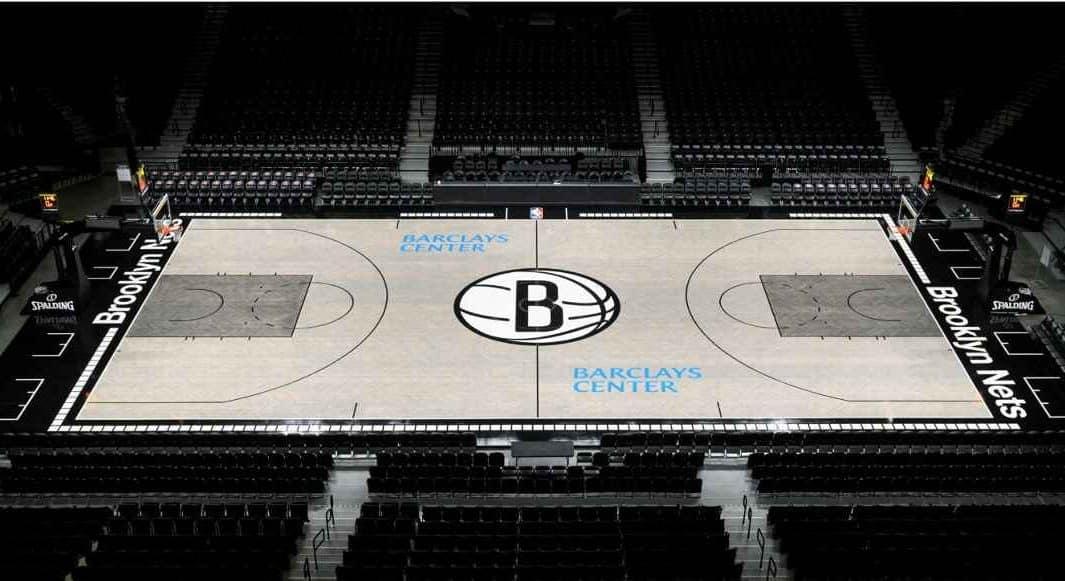 best website 14563 8c4e1 Brooklyn Nets release new court design; hint at new Coogi ...